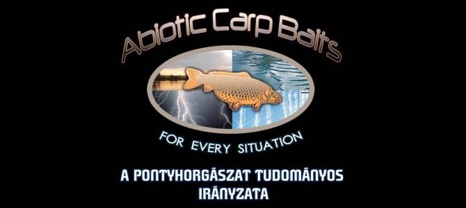 Óriási akciókkal és forradalmi újdonsággal érkezik az Abiotic Carp Baits